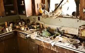 Bahaya Dapur Kotor