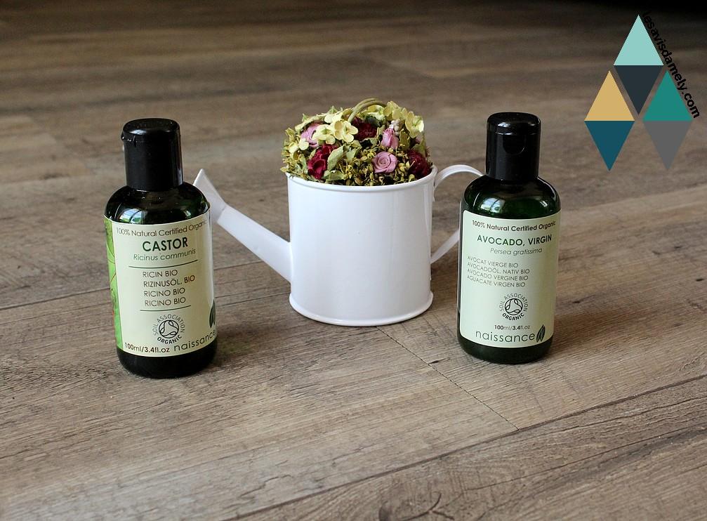 huile végétale bio naturelle naissance