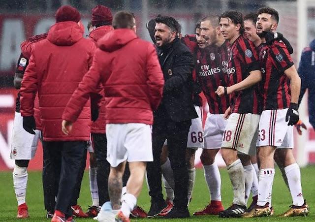 Rossoneri Berupaya Bangkit Dan Menyelamatkan Musim