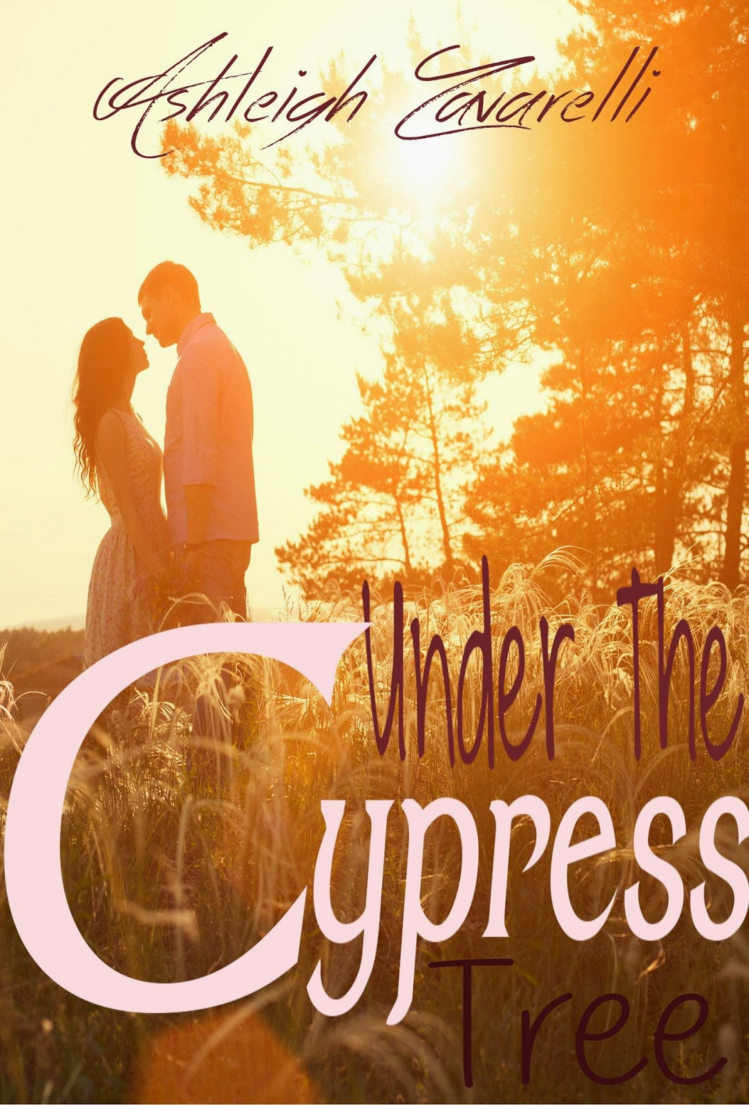 under the cypress tree, ashleigh zavarelli, contemporary romance