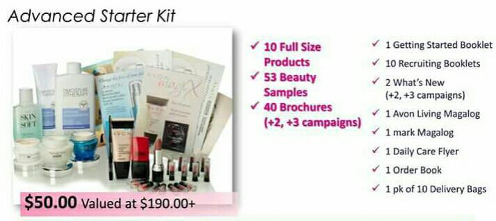 Your Advanced Starter Kit (value over $190)