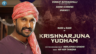 Nani's Krishnarjuna Yuddham Movie Updates