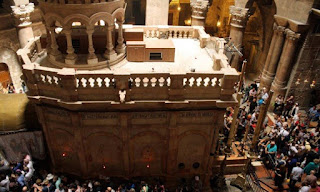 Igreja do Santo Sepulcro fecha as portas em Jerusalém