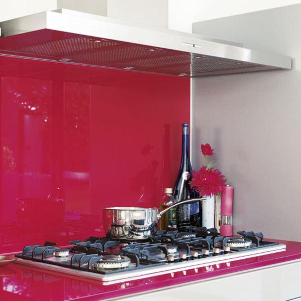 pink kitchen splashback   the kitchen design Kitchen Dry Bar Designs Kitchen Window Bar
