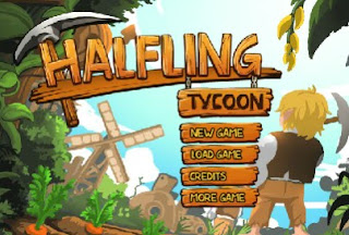 Halfling Tycoon Awesome and interesting Simulation Online Games free Play