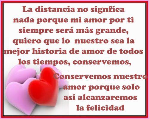 Bellas Frases De Amor A Distancia Para Dedicar Pensamientos De Amor
