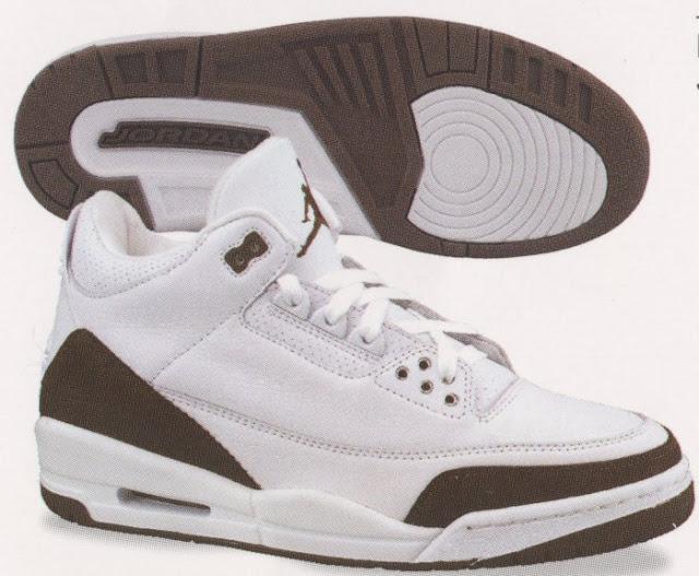 b4bb15d9742 Nike Air Jordan Retro 3 Mocha - Praesta
