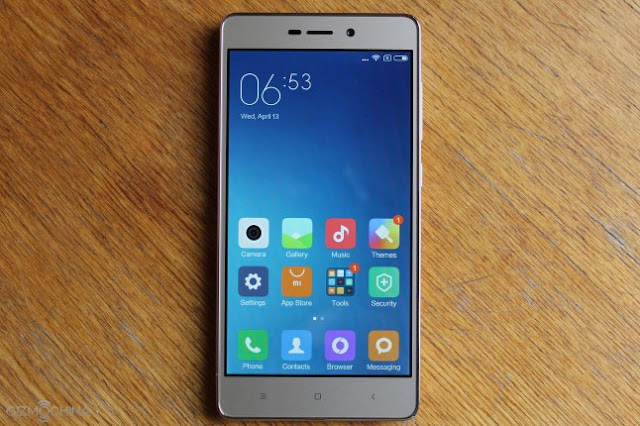Flashing Xiaomi Redmi 3 / 3pro