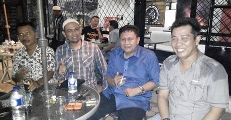 Silaturahmi, Alumni KNPI Kota Padang Sepakat Usung Balon Walikota dari Kalangan Pemuda