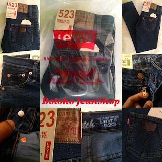Jual celana jeans slim fit murah Cimahi