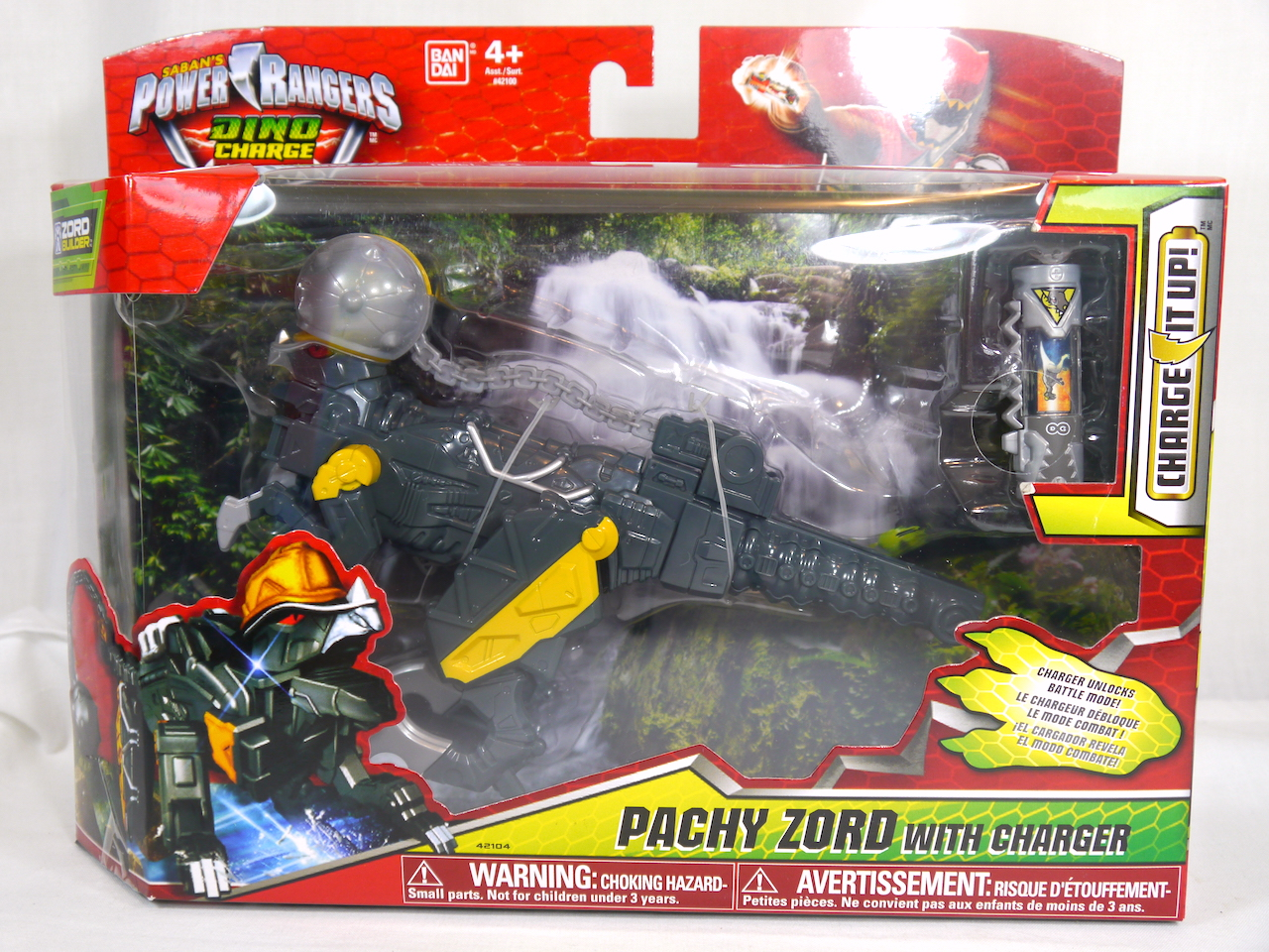 Henshin Grid New Re Colored Dino Charge Zords Coming Soon