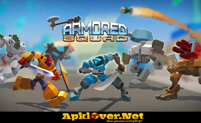 Armored Squad APK MOD unlimited money