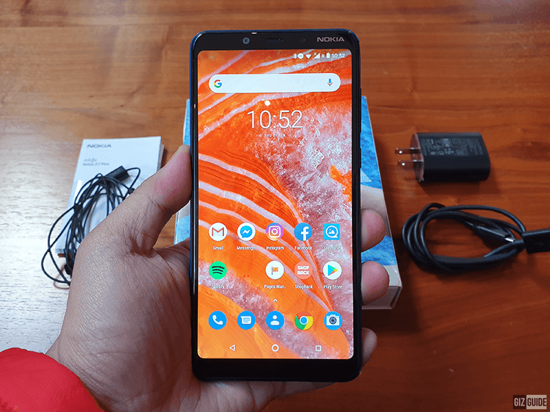 Nokia 3.1 Plus Unboxing and First Impressions!