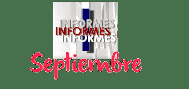 Informes Septiembre