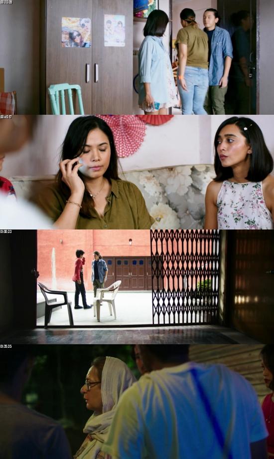 Axone 2019 Hindi 720p 480p WEB-DL x264 Full Movie