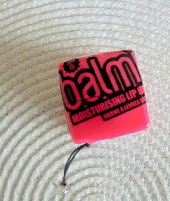 Balmi malinowy balsam do ust