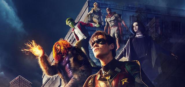 Titans: Terceira temporada deve iniciar filmagens em Março