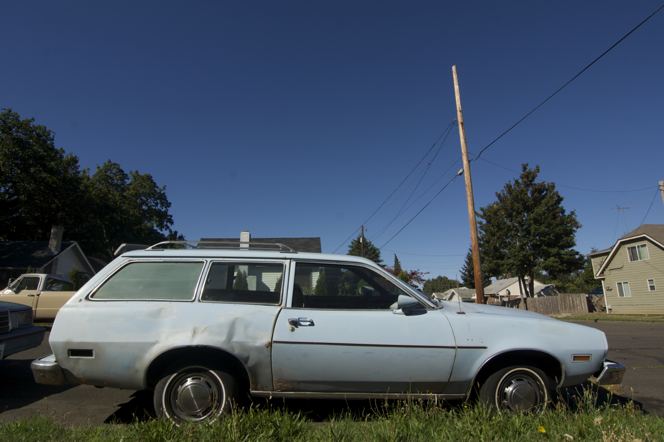 43k Miles: 1974 Ford Pinto Squire Wagon |Pinto Station Wagon