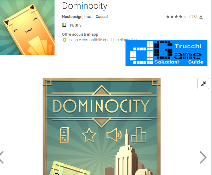 Trucchi Dominocity Mod Apk Android v0.5.3