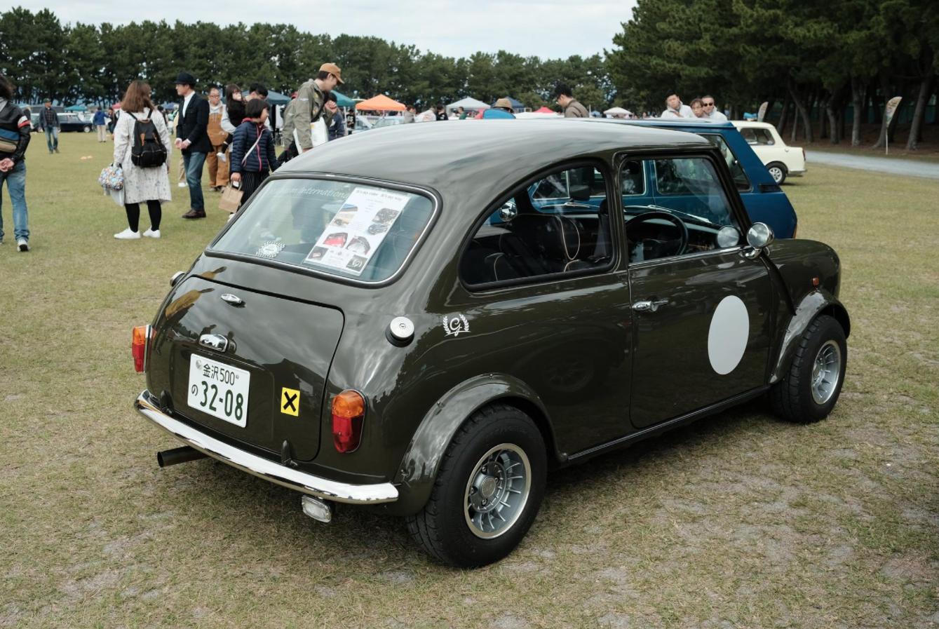 Maximum Mini Japan Mini Day 2017