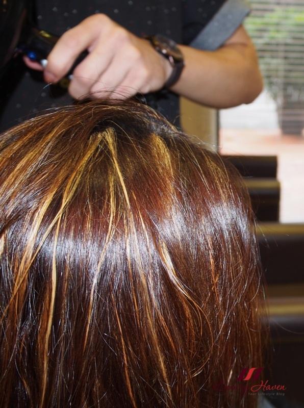 georginas salon wella koleston hair colours
