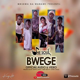 "Download Mp3 Music Audio | The soul - Bwege | New Song   Official, Lyrics, Beat, Beats,Instrumental, Free, Music, New Music, Mziki Mpya Wa, Muziki ""THE SOUL"" starts the new year a high note as he presents his debut single of 2019 he tagged ""BWEGE"" ""MKUBWA NA WANAWE Listen And share"