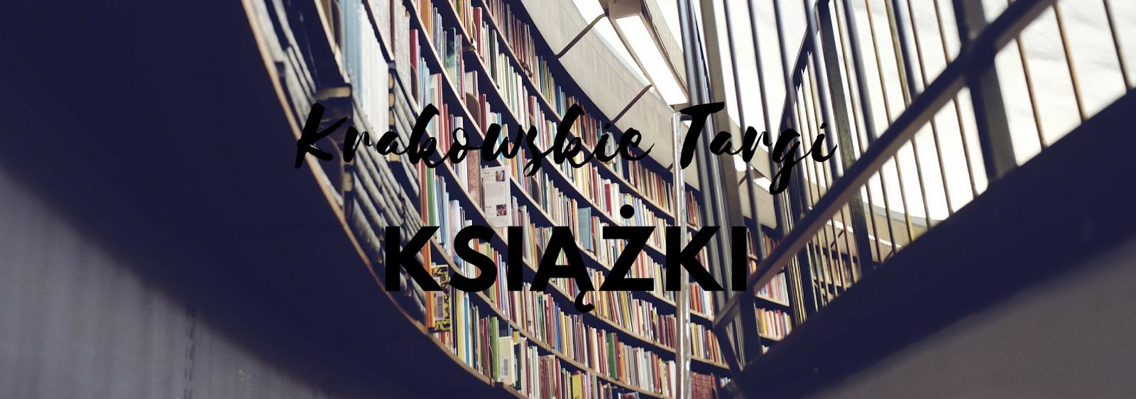 Krakowskie Targi Książki | fotorelacja