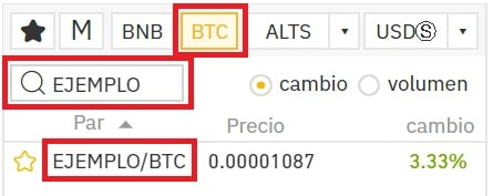 Exchange ICON por Bitcoin Tutorial Barato, fácil y rápido