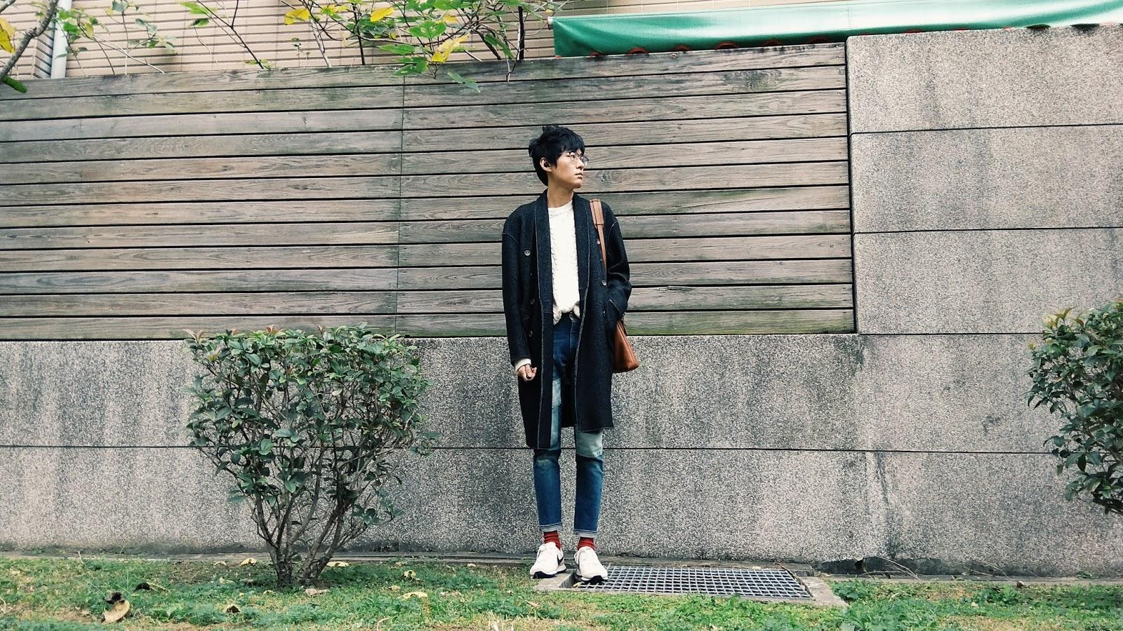 ikiji大衣