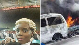 Photos of beautiful young lawyer who died in Kogi fire accident that claimed over 20 lives