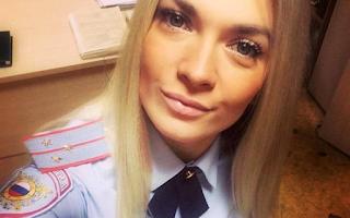 Η θηλυκή πλευρά της ρωσικής αστυνομίας - EIKONEΣ
