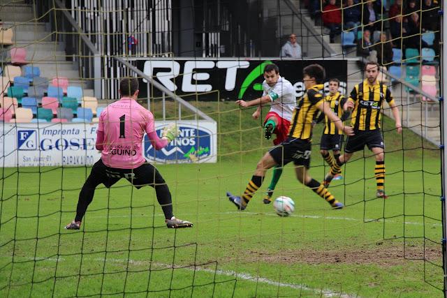 Fútbol | El Barakaldo CF jugará contra navarros, cántabros, asturianos, riojanos y burgaleses