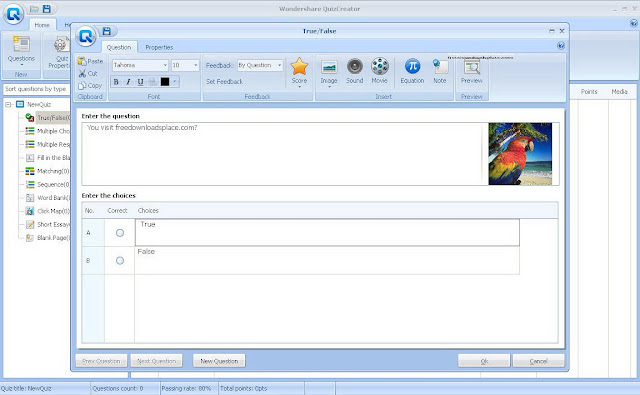 Wondershare QuizCreator 4.5.1.0 Full Keygen
