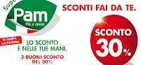 Logo Pam Panorama: stampa i buoni sconto e risparmia il 30%
