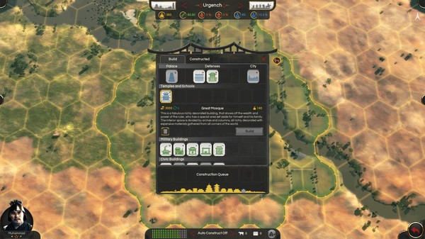 Oriental Empires Genghis PC Game