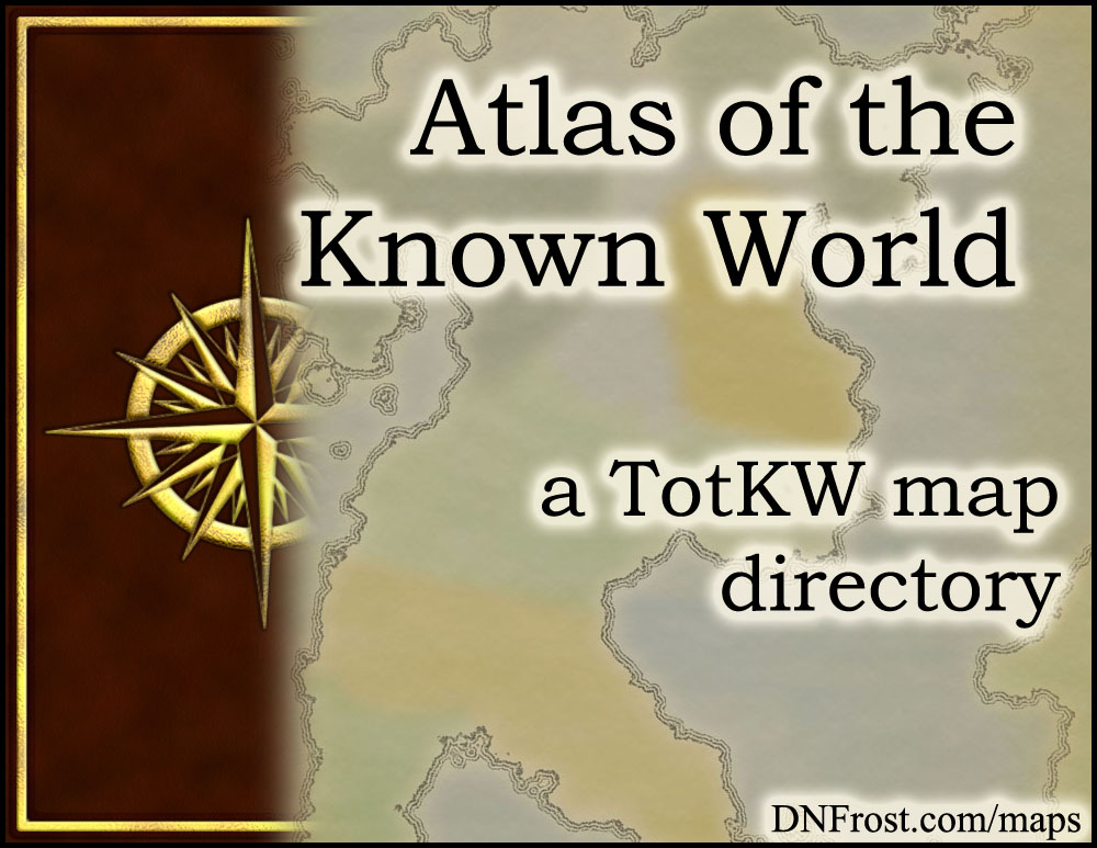 Atlas of the Known World: download your fantasy map guide http://www.dnfrost.com/2016/10/atlas-of-known-world-map-directory.html #TotKW A resource directory by D.N.Frost @DNFrost13 Part of a series.