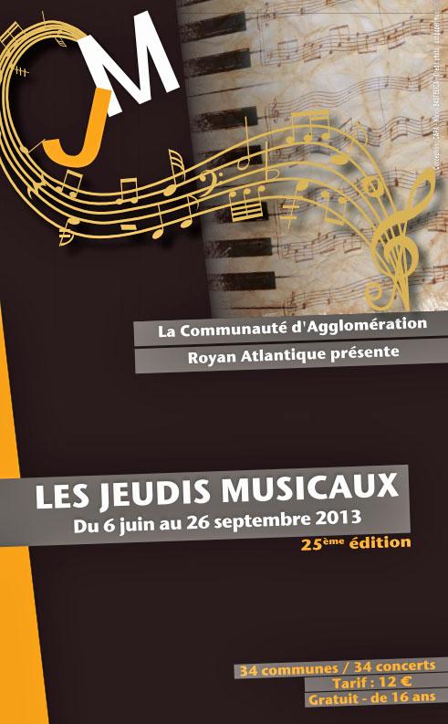 Jeudis Musicaux de Royan