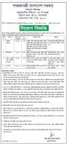 Department of Environment job circular 2018| BD job circular