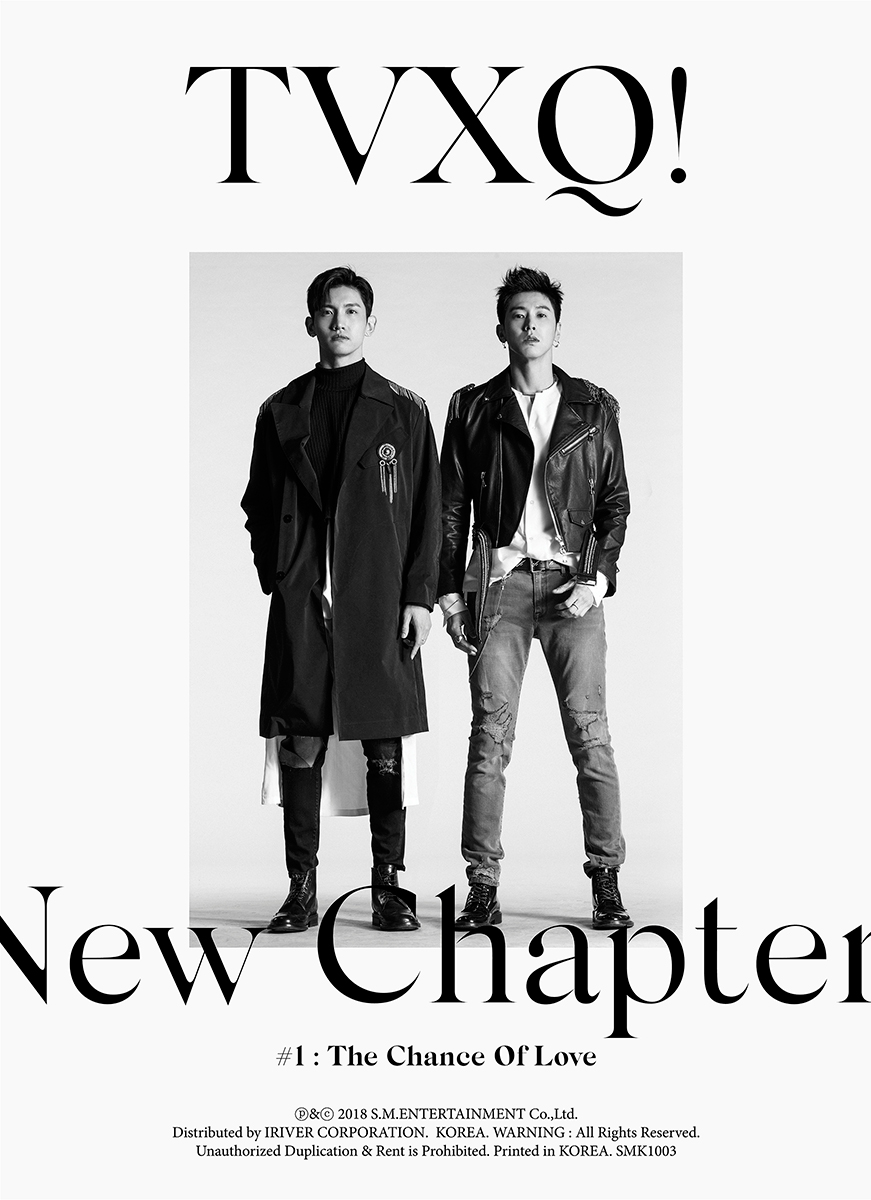 TVXQ Korean Boy Group