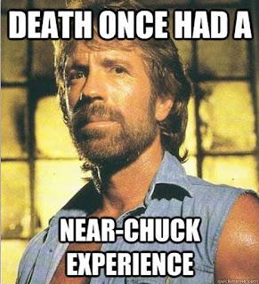 Chuck Norris comeback