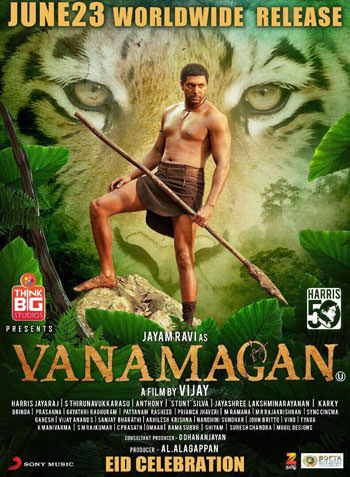Vanamagan 2017 Dual Audio