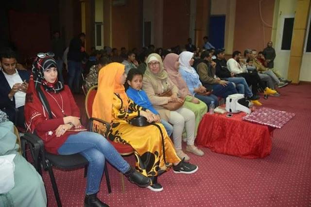 منظمة الافاق الطلابية تنظم ندوة ثقافية و تكريم لنساء برشيديات