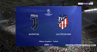 UEFA Champions League New Scoreboard PES Professionals Patch – سكوربورد دوري ابطال اوروبا الجديد