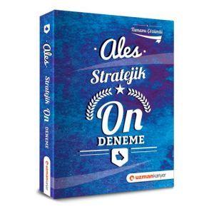 Uzman Kariyer Stratejik ALES Çözümlü 10 Deneme Sınavı (2017)
