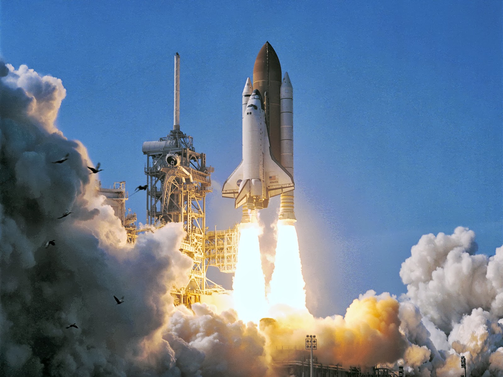 Space Shuttle Wallpaper | Space Wallpaper
