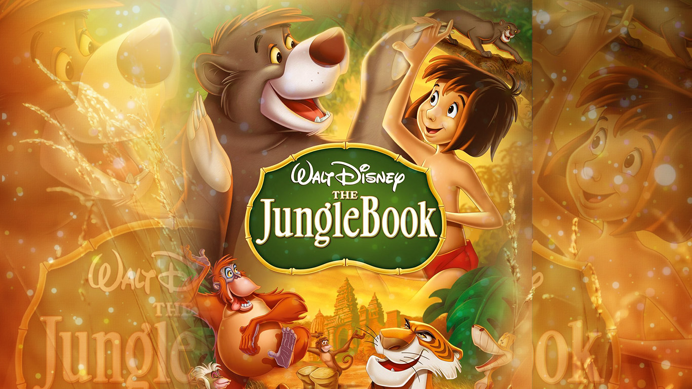 The Bare Necessities Jungle Book OST