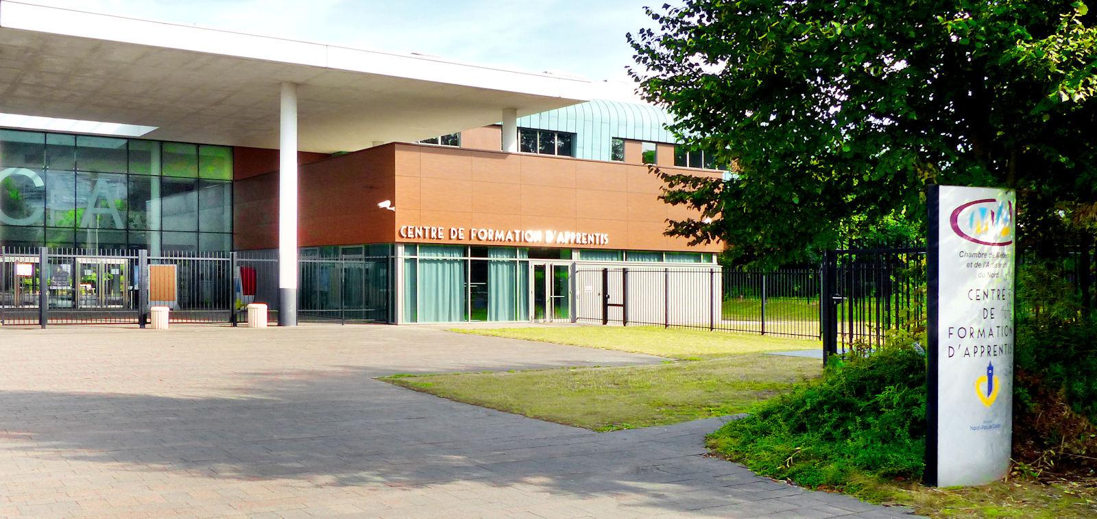 CMA CFA Hauts-de-France, Tourcoing.