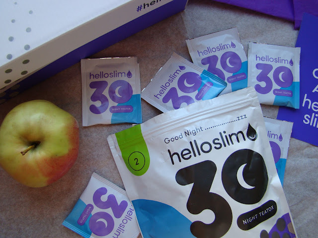 teatox herbatki Hello Slim