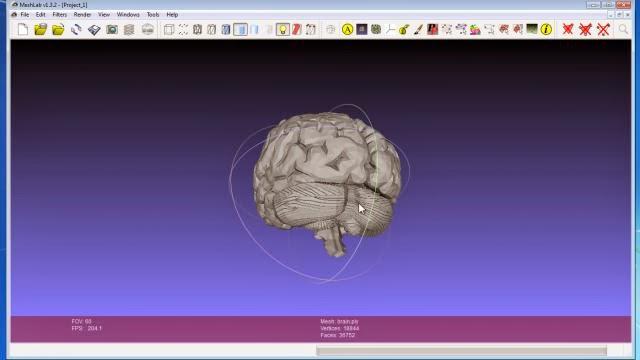 Free 3D Model Software Viewer Converter 3ds Obj Stl Fbx Dae