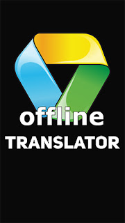 Offline translator